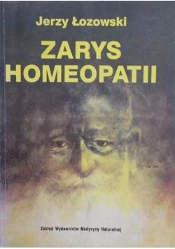 Zarys Homeopatii Medycyna naturalna Nr 1 - 3