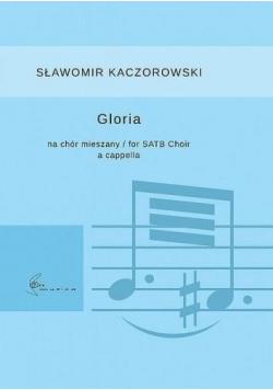 Gloria na chór mieszany a cappella