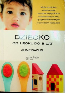 Dziecko od 1 roku do 3 lat