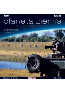 Planeta ziemia jakiej nigdy wcześniej nie widziałeś Tom 12 płyta DVD