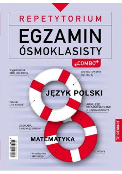 Egzamin ósmoklasisty Język polski i matematyka