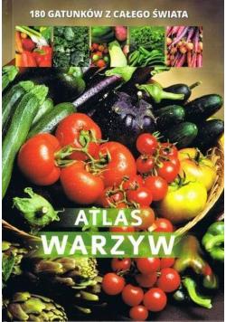 Atlas warzyw 180 gatunków z całego świata
