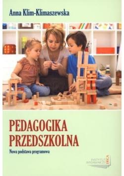 Pedagogika przedszkolna Nowa podstawa programowa