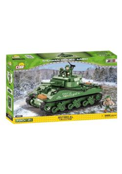 HC WWII Sherman M4A3E2 Jumbo 720 klocków