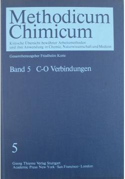 Methodicum Chimicum Tom 5