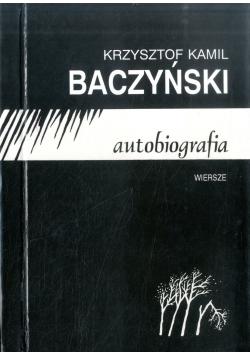 Baczyński autobiografia
