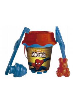 Zestaw do piasku - Spiderman