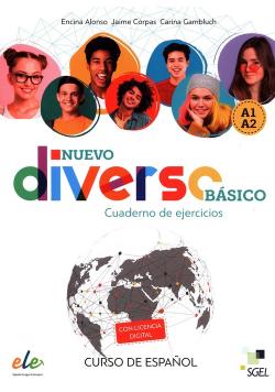 Diverso basico Nuevo A1+A2 ćwiczenia + zawartość online