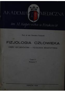 Fizjologia człowieka część II wydanie V