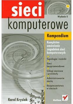 Sieci komputerowe Kompedium