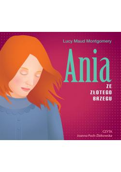 Ania ze Złotego Brzegu audiobook