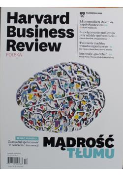 Harvard Business Review Polska Nr 10 Mądrość tłumu