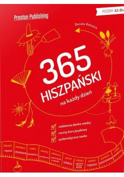 365 Hiszpański na każdy dzień