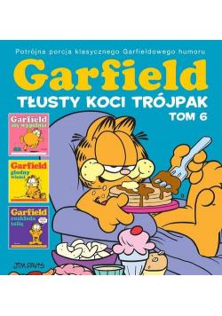 Garfield. Tłusty koci trójpak T.6