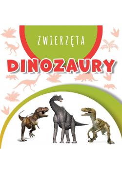 Wstęgi kartonowe. Dinozaury