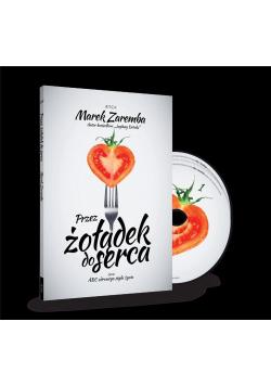 Przez żołądek do serca (książka + 2CD)