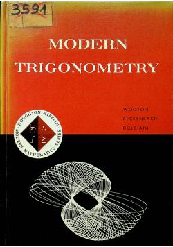 Modern trigonometry