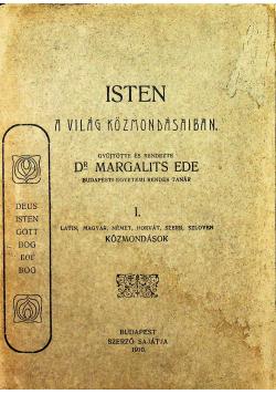 Isten a Vilag Kozmondasaiban tom I 1910 r