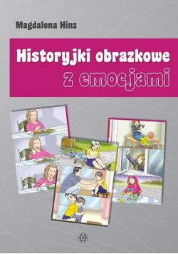 Historyjki obrazkowe z emocjami
