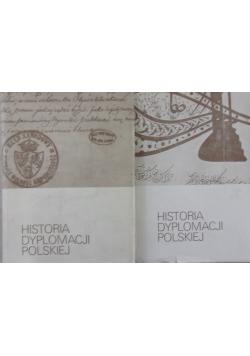 Historia Dyplomacji Polskiej  Tom II III