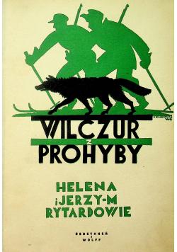 Wilczur z Prohyby 1935 r.
