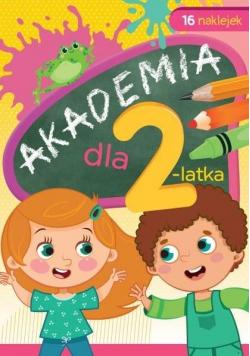 Akademia dla 2-latka