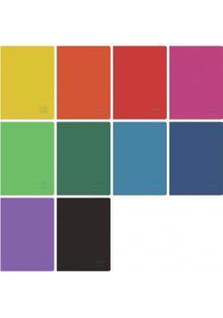 Zeszyt A5/96K kratka Rainbow Classic (5szt)