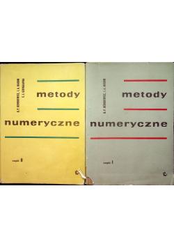 Metody numeryczne Część I i II