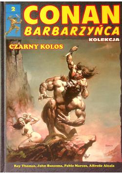 Conan Barbarzyńca Czarny Kolos 2