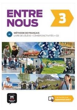 Entre nous 3 Pod. z ćwiczeniami+ CD