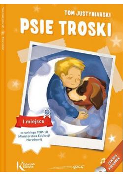 Psie troski Plus płyta CD