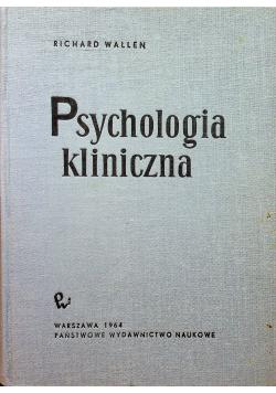 Psychologia kliniczna