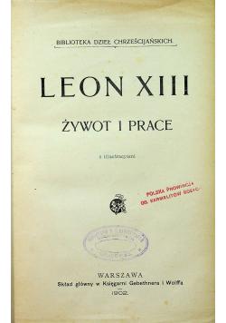 Leon XIII Żywot i prace 1902 r.