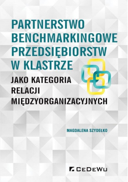 Partnerstwo benchmarkingowe przedsiębiorstw...
