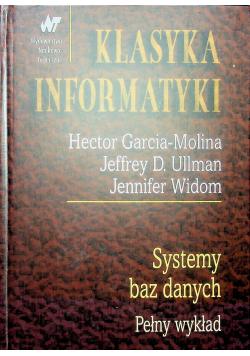 Klasyka informatyki Systemy baz danych