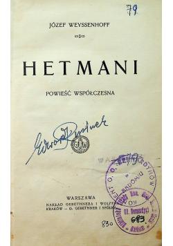 Hetmani 1930 r.
