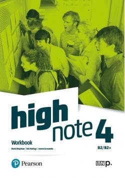 High Note 4 WB MyEnglishLab + Online Practice