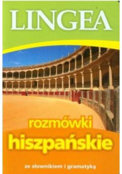 Rozmówki hiszpańskie ze słownikiem i gramatyką