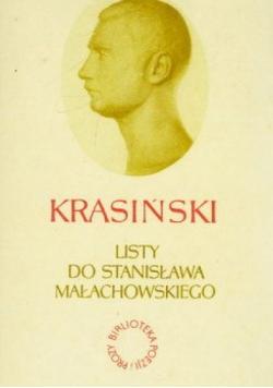 Listy do Stanisława Małachowskiego