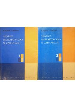 Analiza matematyczna w zadaniach 2 tomy