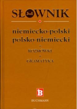 Słownik 3w1 niemiecko polski polsko niemiecki