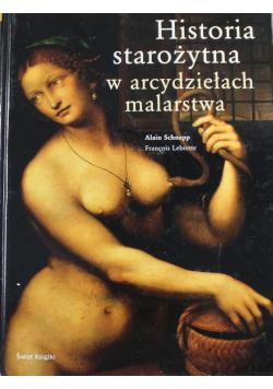 Historia starożytna w arcydziełach malarstwa