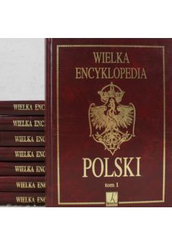 Wielka Encyklopedia Polski 8 Tomów