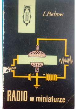 Radio w miniaturze