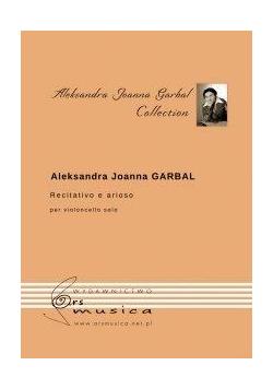 Recitativo e arioso na wiolonczelę