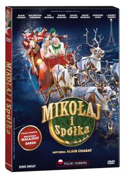 Mikołaj i Spółka DVD
