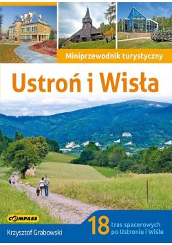 Miniprzewodnik tur. - Ustroń i Wisła