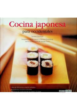 Cocina japonesa para occidentales