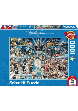 Puzzle PQ 1000 Hollywood G3
