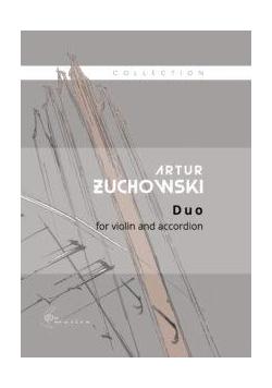 Duo na skrzypce i akordeon